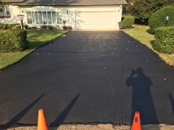 Driveway Sealcoating - Fort Gibson OK